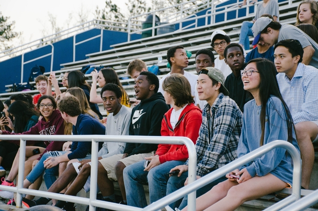 Sports Soccer Crowd