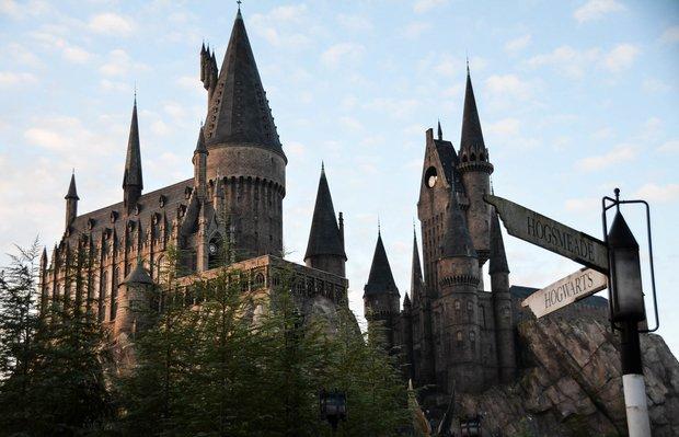 Harry Potter World Hogwarts