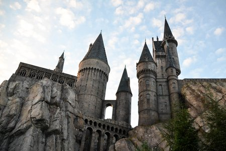 Harry Potter World Hogwarts