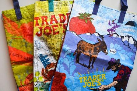 Trader Joe'S Reusable Bag
