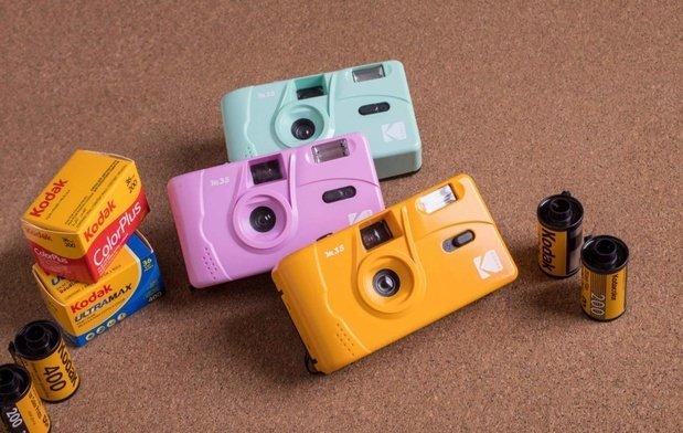 Kodak M35 Camera