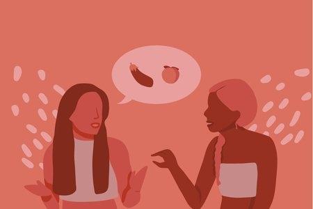 College Women Talking Sex