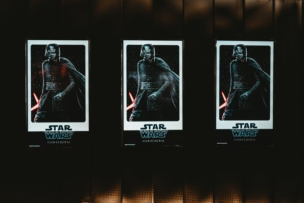 Star Wars Rise of Skywalker posters