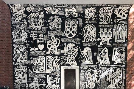 Sigfred Art Mural