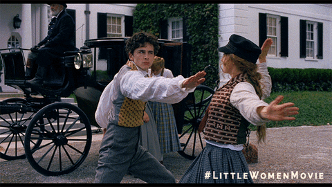 Little Women Scene