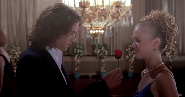 10 Things I Hate About You Julia Stiles Heath Ledger