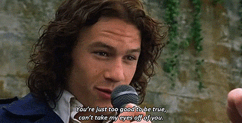 Gif from the movie 10 Things I Hate About You