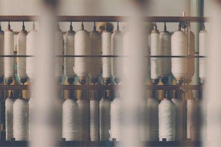 Spools of Cotton Thread