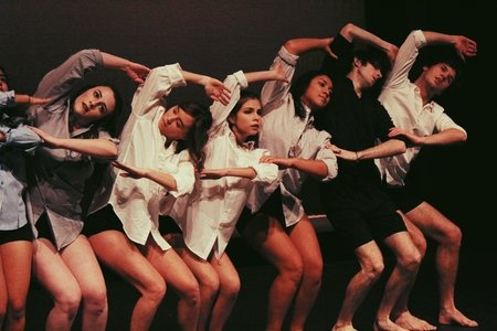 Emerson Dance Company Performance