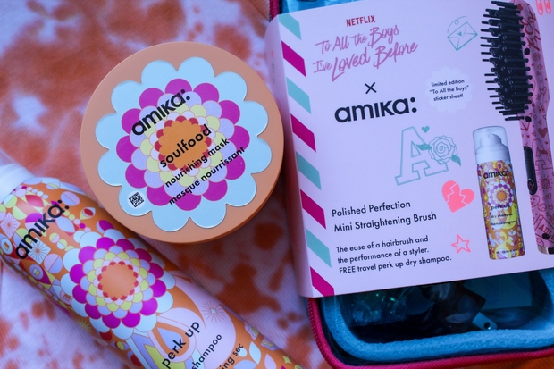 amika haircare products