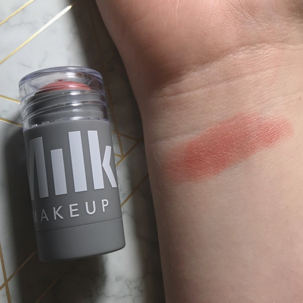 milk makeup swatch