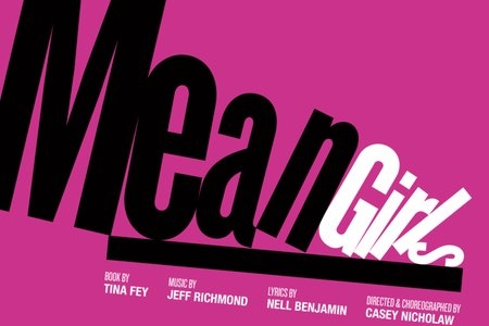 Mean Girls Musical Logo