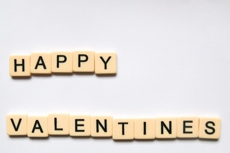 Happy Valentine's Day crossword puzzle