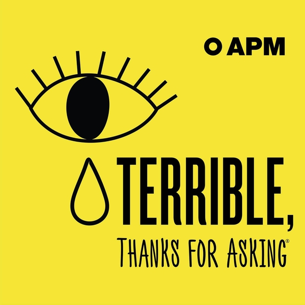 Terrible Thanks For Asking Podcast Cover