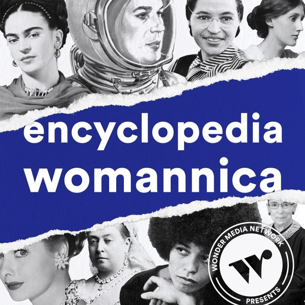 Encyclopedia Womannica Podcast Cover