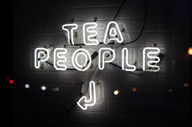 Tea people