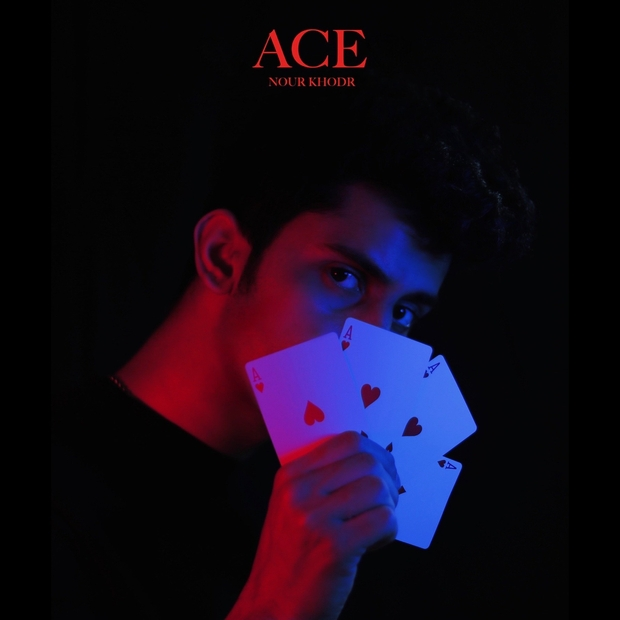 Guy with the word ace