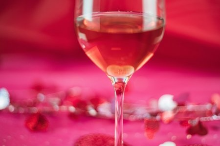 valentine wine