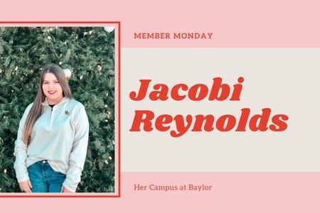 Member Monday Jacobi Reynolds