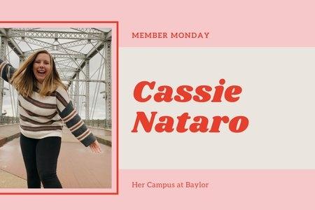 Cassie Nataro Member Monday