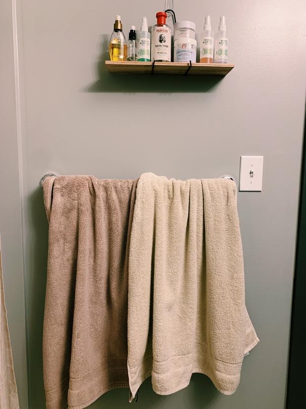 miranda torres towels