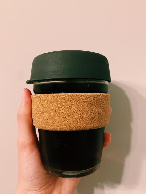 miranda torres glass coffee mug