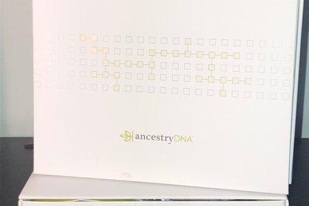 Ancestry DNA Box