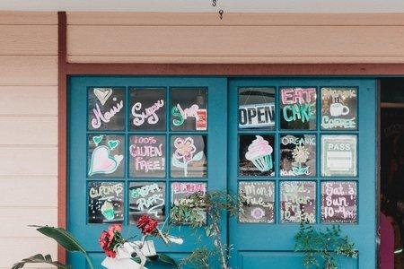 gluten free storefront