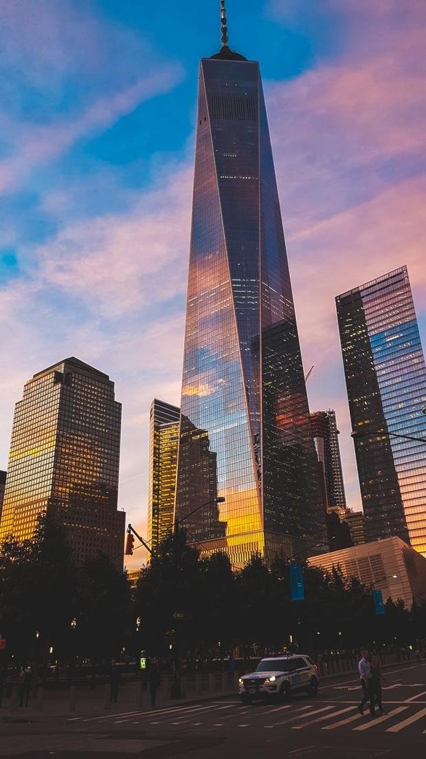 one world trade center building new york city
