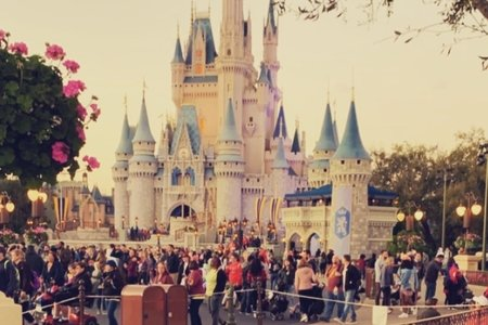 image of disney's magic kingdom park
