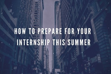 Summer Internship Hero Image