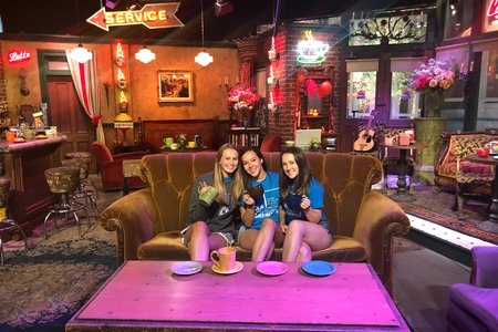 Friends TV Show Couch 2018