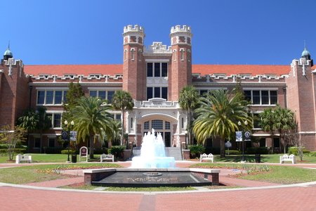 Florida State University's Westcott building