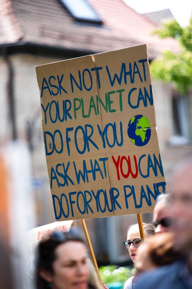 Politics- climate change