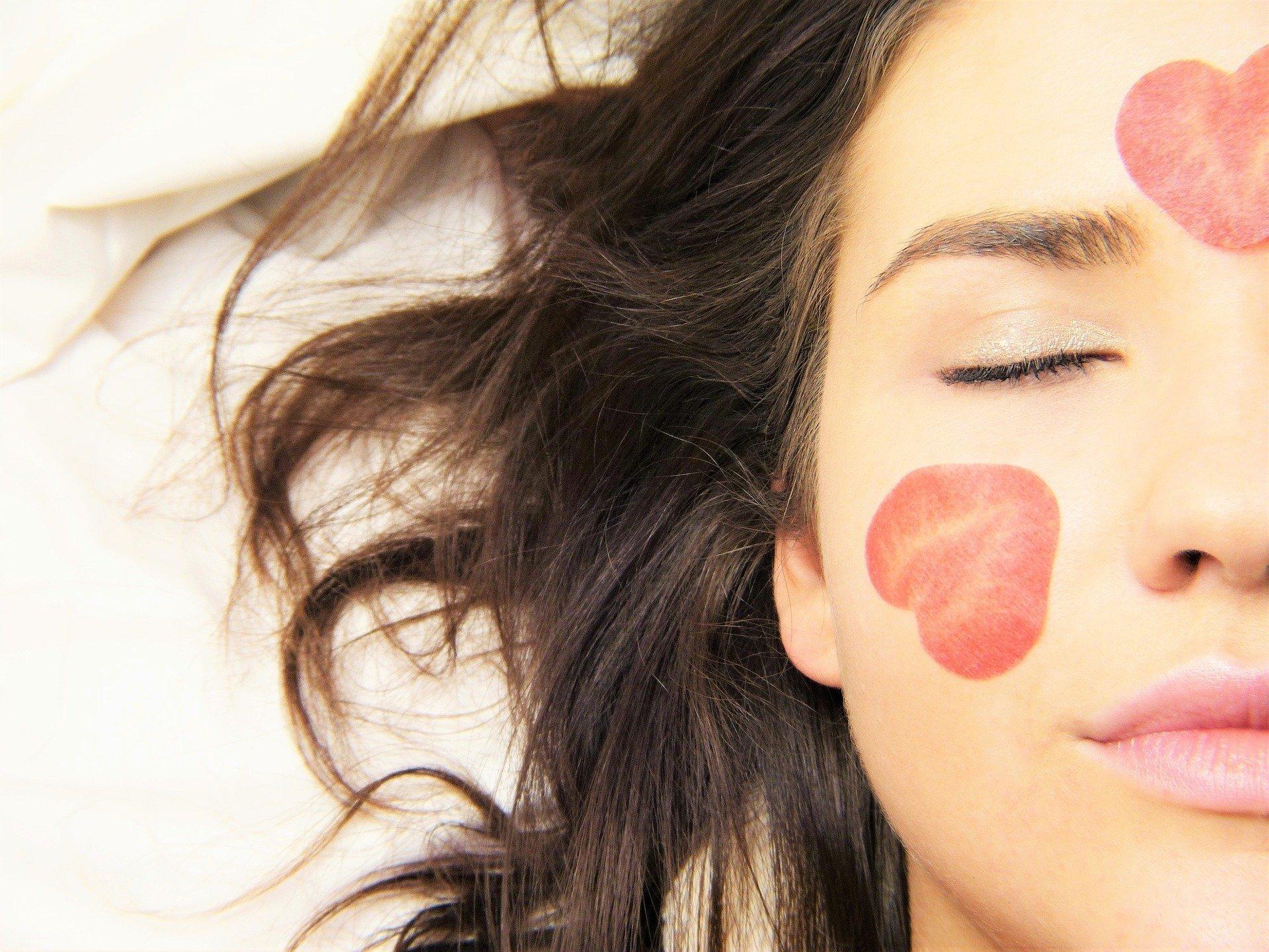 girl, self care, love