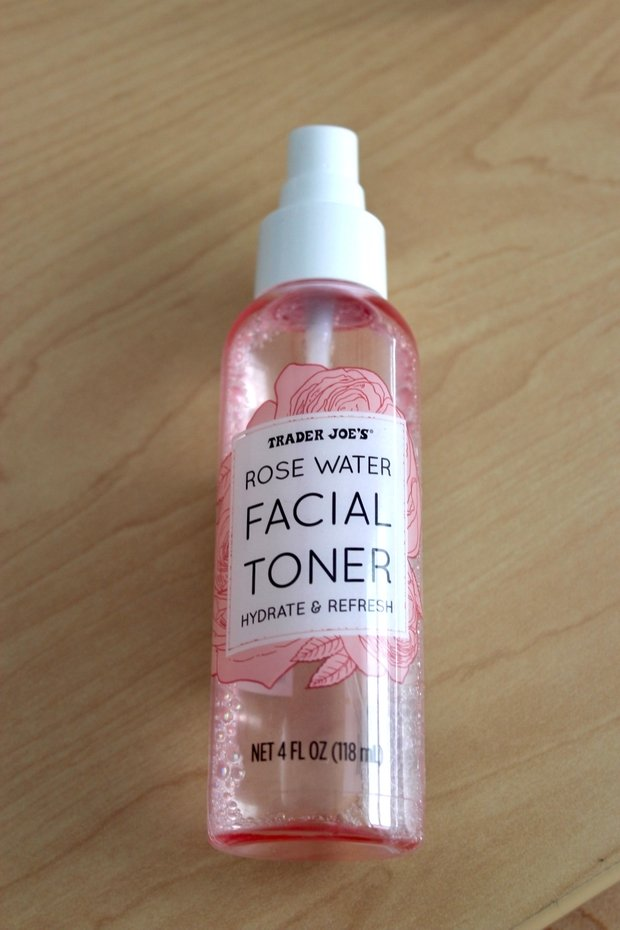 Photo of Rose Water Spary