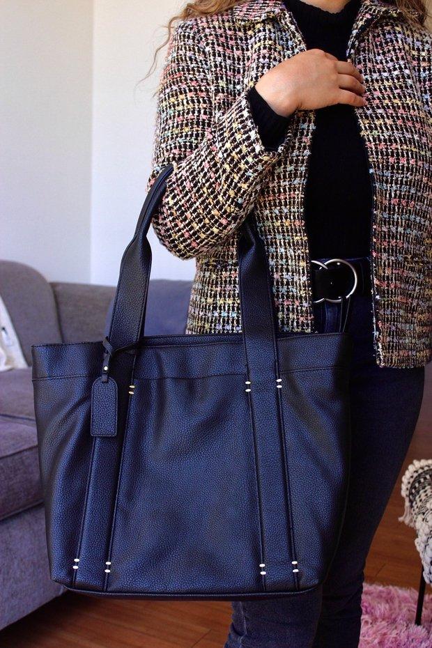 Photo of my tote bag