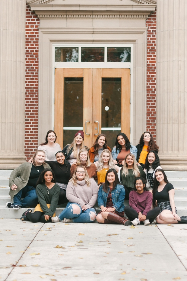Her Campus Women at Central Washington University