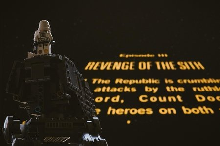 LEGO Star Wars toy photo