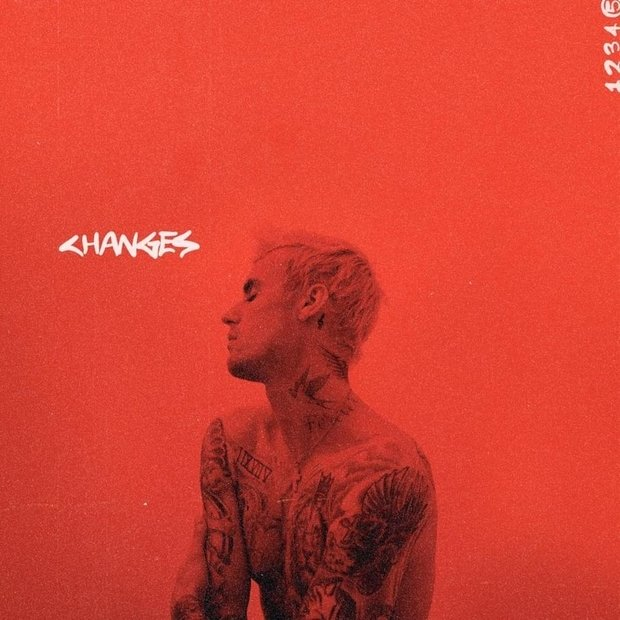 changes album cover