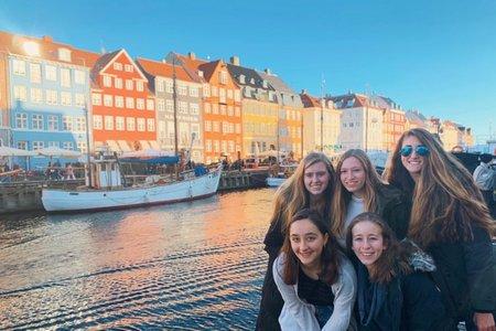 Copenhagen with friends