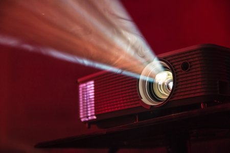Projector by Alex Litvin