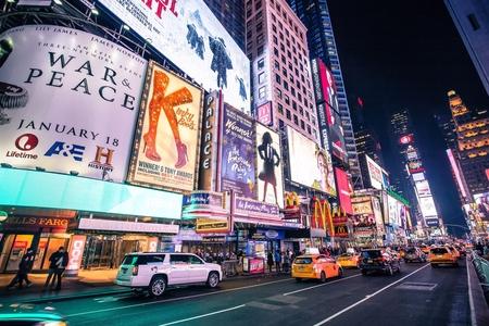 New York City (Broadway district)
