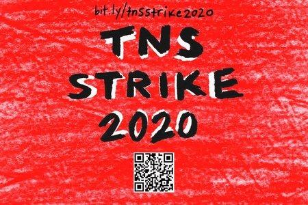 The new school strike image