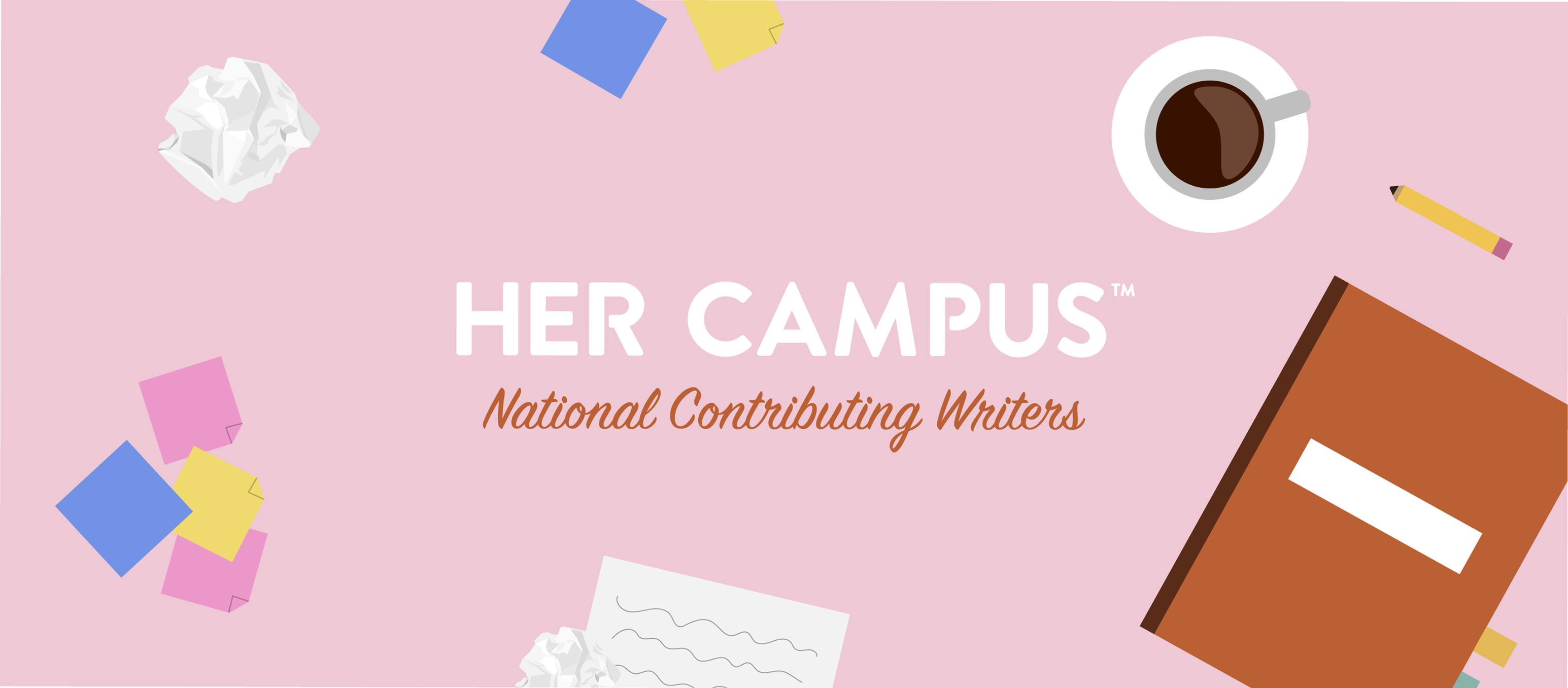 Write for Her Campus
