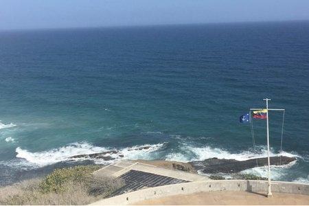 Coast of venezuela