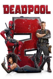 deadpool two poster
