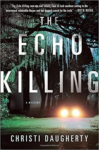 The Echo Killing book cover