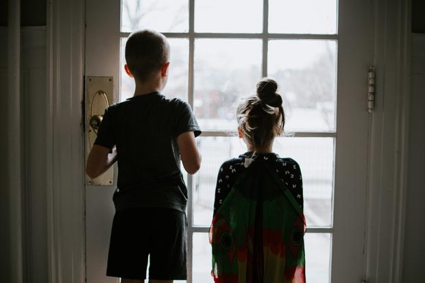 Children inside