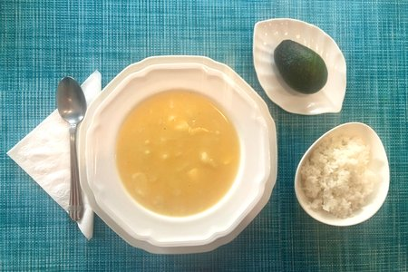 Locro de Papa (Potato Soup)